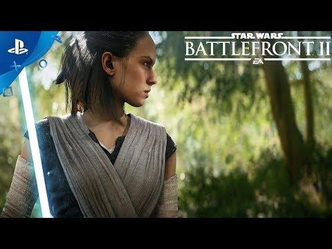 Star Wars Battlefront 2 - Launch Trailer   PS4
