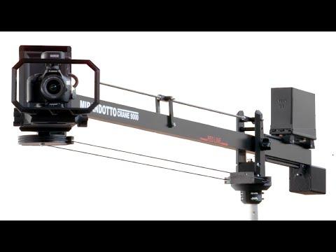 3D PRINTED CAMERA CRANE FROM SCRATCH