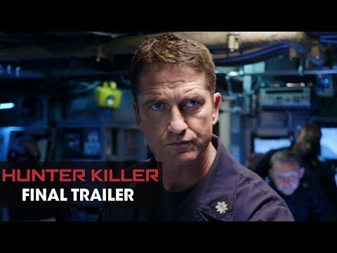 Hunter Killer (2018 Movie) Final Trailer – Gerard Butler, Gary Oldman, Common
