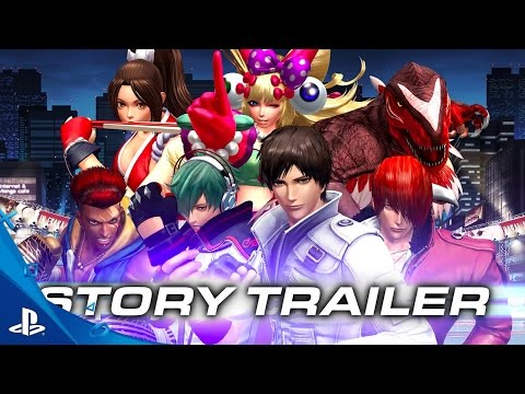 The King of Fighters XIV - Story Trailer | PS4