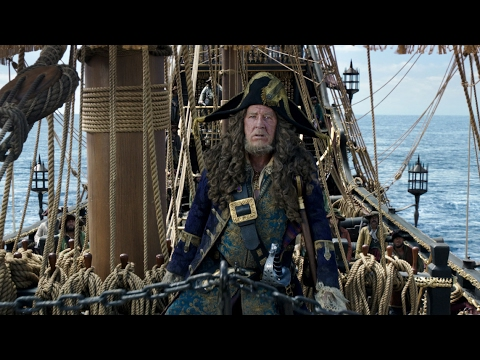 Pirates of the Caribbean: Salazar's Revenge - TV Spot