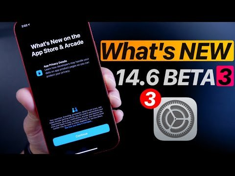 iOS 14.6 Beta 3   New Features & Changes!