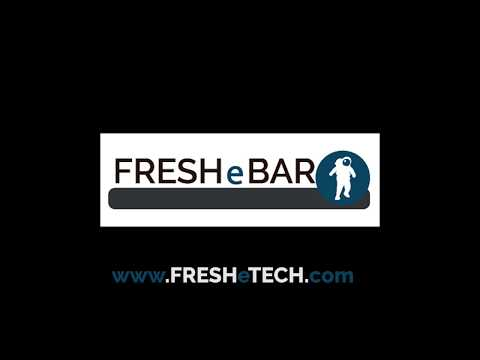 FRESHeBAR - Bluetooth Leather TV SoundBar - Instructions and Features