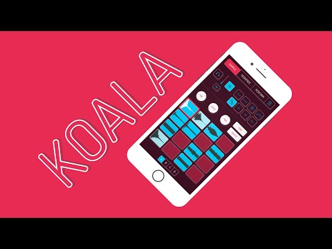 Koala Sampler - the ultimate pocket sampler for iOS and Android