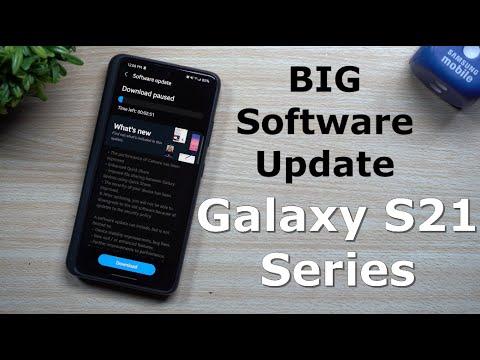 Big Samsung Software Update - Everything New