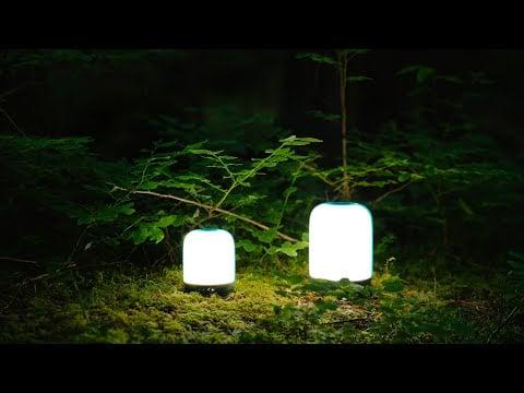 NEW BioLite AlpenGlow USB Lanterns   Light Inspired By Nature