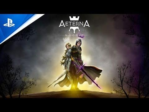 Aeterna Noctis - Gameplay Trailer | PS5, PS4