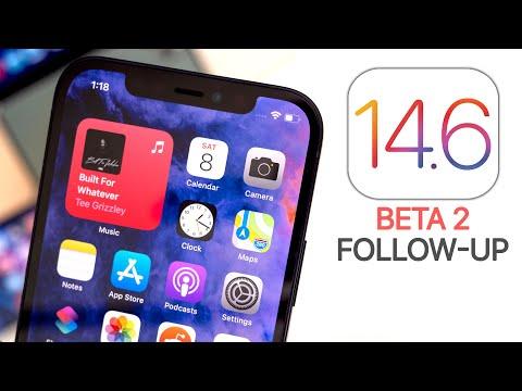 iOS 14.5.1 & iOS 14.6 Beta 2 - Follow-Up Review