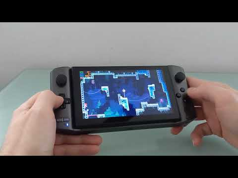 GPD Win 3 Preview (handheld gaming PC with Intel Tiger Lake)