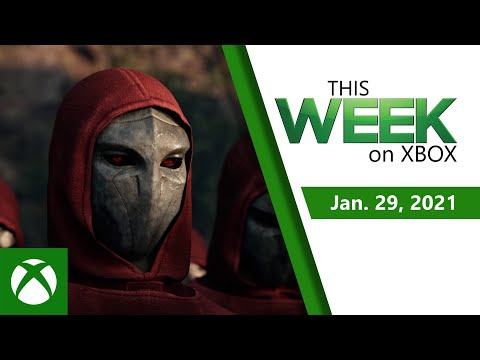 Day and Date Xbox Game Pass Additions, New Games with Gold and Updates | This Week on Xbox
