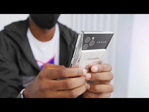 CyberTruck Phone Impressions... Ridiculous