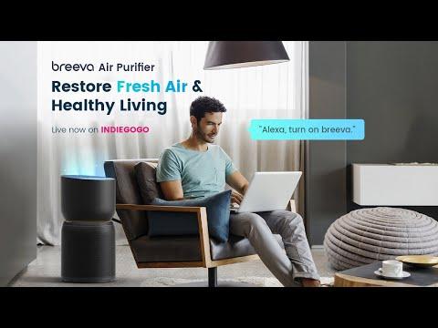 TCL breeva - Restore Fresh Air & Healthy Living