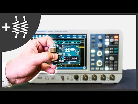 Learn Oscilloscope Basics with an Arduino Uno and RTM3004   AddOhms #28