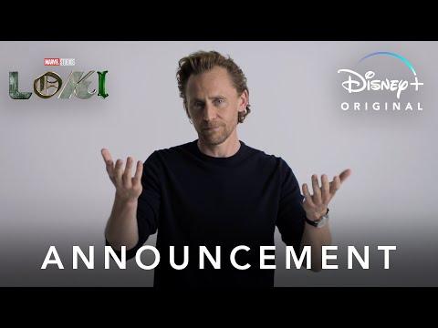 Announcement   Marvel Studios' Loki   Disney+