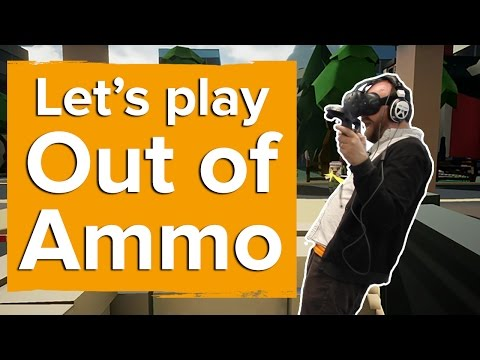 Here's Out of Ammo, the VR game from DayZ creator Dean Hall