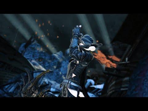 FINAL FANTASY XIV: ENDWALKER Reaper Reveal