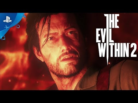 The Evil Within 2 - Arrives Friday the 13th - Launch Trailer   PS4