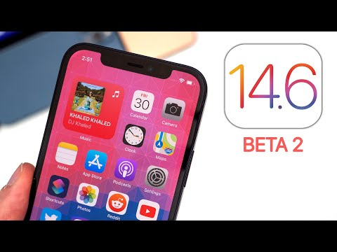 iOS 14.6 Beta 2 Released - What's New?