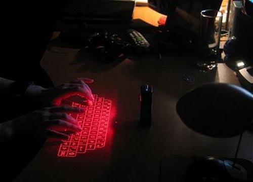 Bluetooth Laser Virtual Keyboard