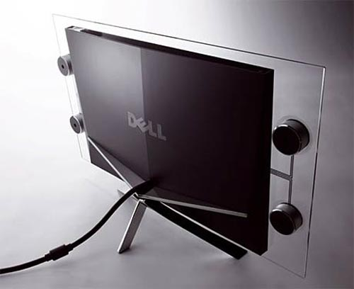 Dell's New Crystal LCD Display