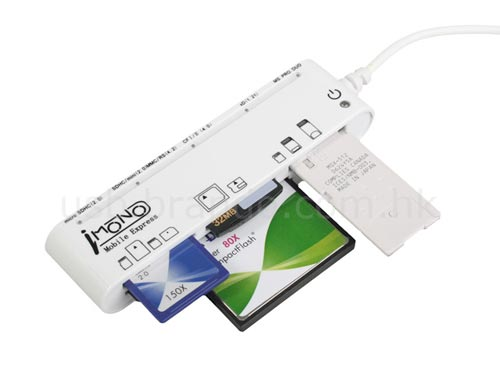 iMONO 80 in 1 card Reader