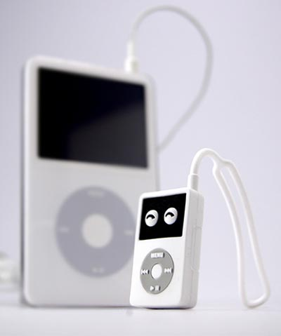 Geeky Gadgets – The Tiny iPod inspired USB Flash Drive