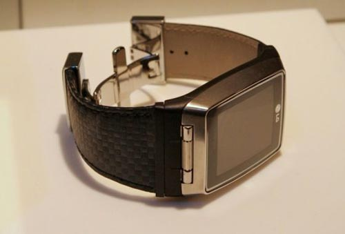 Geeky Gadgets - LG's Concept Watch Phone