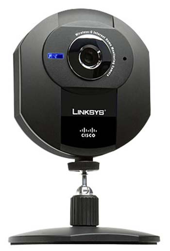 Security camera internet
