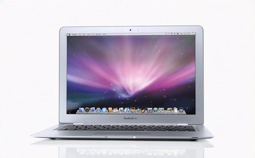 The MacBook Air