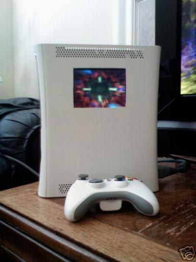 Geeky Gaming - The Portable Xbox 360 Casemod