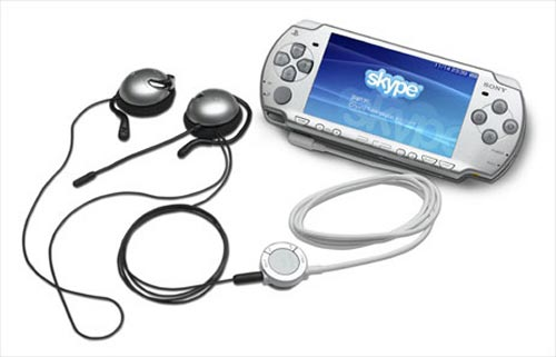 PSP Firmware 3.90 update brings Skype to your PSP