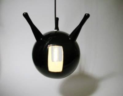 The Space Invader Lamp