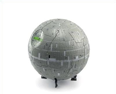 Geeky Toys – Star Wars Transforming Death Star