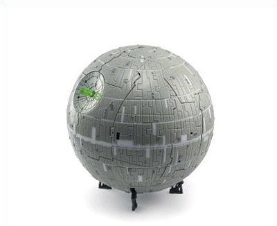 Geeky Toys - Star Wars Transforming Death Star