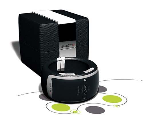 The Swatch Infinity Multimedia Watch