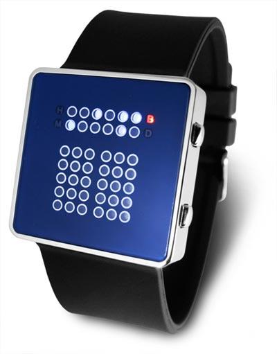 Geeky Watches – The Toyoflash Tibida