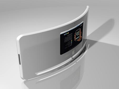 Curved iMac