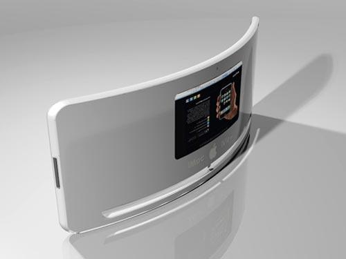 Curved iMac