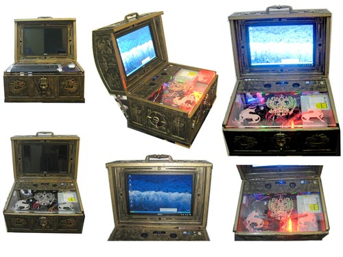 Cool Case Mods - The Dead Mans Chest Case Mod