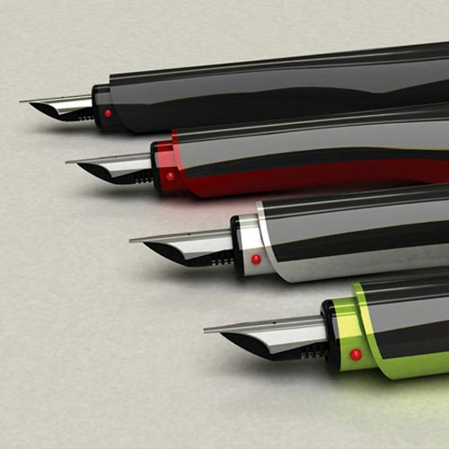 Cool Concepts - The D:Scribe SMS and Email Pen