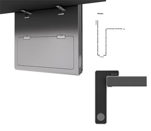 Cool Concepts - The Hanging Printer