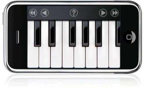 Play the Piano on your iPhone with iAno