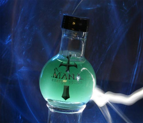 mana potion energy drink