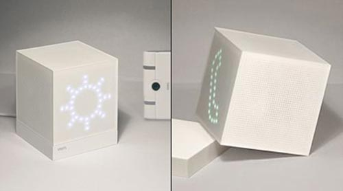 Cool Concepts - The MCube wireless charger and speaker for mobiles