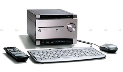 Onkyo's New HD Audio PC – The APX-2