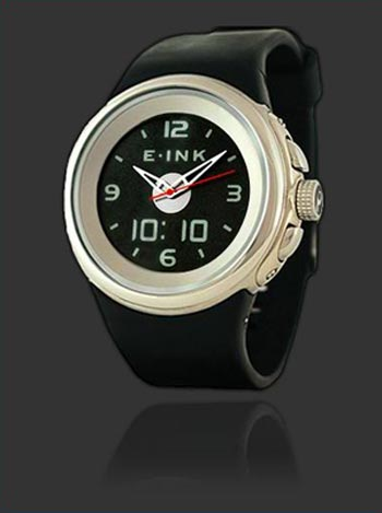 Cool Gadgets - The Ana-Digi Watch with E-ink display