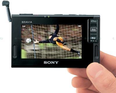 Sony Launches new Pocket Bravia Tv's