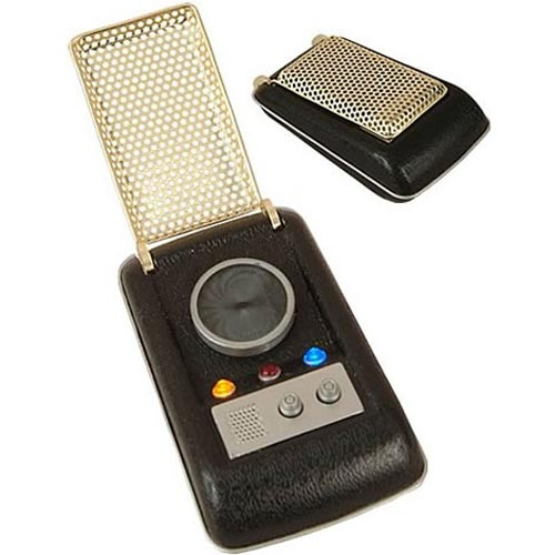 Geeky Toys - The Star Trek Communicator Replica