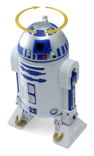 Star Wars R2-D2 Peppermill