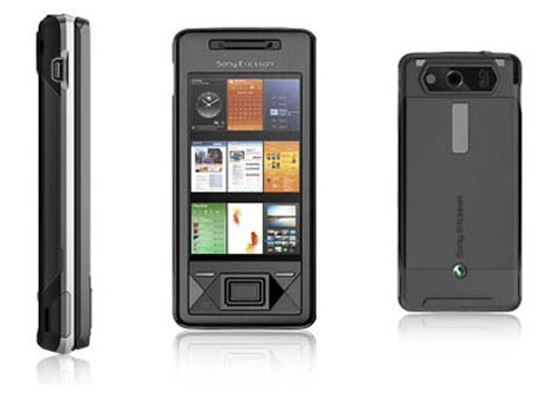 Sony Ericsson Launches the Xperia X1 Smartphone